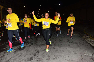Night Run 2017 - Yellow - Recife