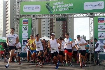 Corrida de Prevenção à Cegueira 2017 - Aracaju