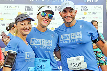 Track&Field Run Series 2017 - Natal Shopping