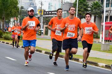 Corrida dos 100 Anos da Etec Bento Quirino 2017 - Campinas