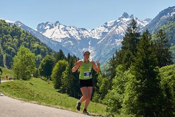 Oberstdorfer Gebirgstäler-Halbmarathon 2017
