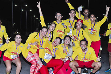 Night Run 2017 - Etapa Yellow - Salvador