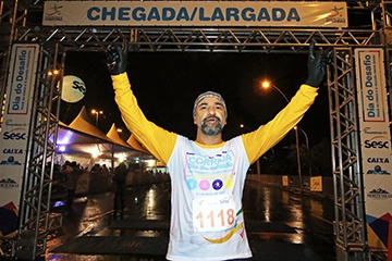 Corrida Noturna Dia do Desafio 2017 - Porto Alegre