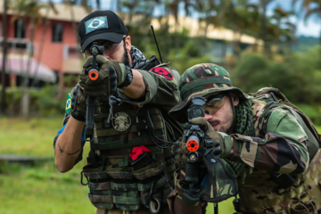 Airsoft Red Army Frigovale 2017 Itajaí