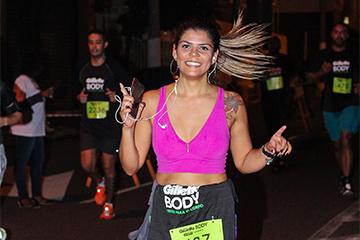 Gillette Body Running - São Paulo