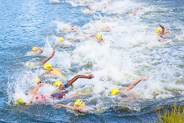 World Schools Championship Triathlon Single 2017 - Aracaju