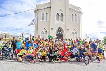 XXVII Corrida Rústica Santo Antônio 2017 - Aracaju