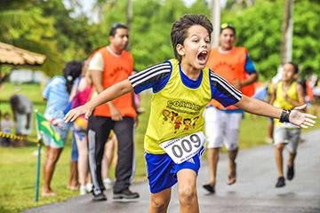 Corrida Infanto-Juvenil Sementes do Futuro 2017 - Aracaju