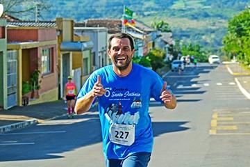 5ª Corrida de Santo Antônio 2017 - Santo Antônio da Patrulha