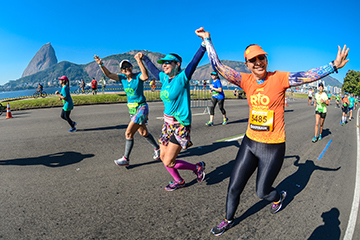 Maratona, Meia Maratona e Family Run 2017 - Rio de Janeiro