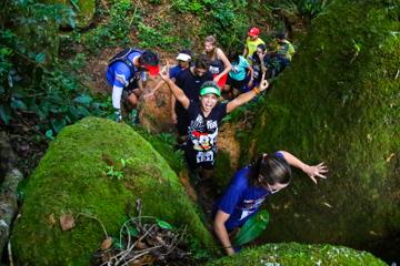 Circuito Trail Run Praias 2017 - Etapa Daniela - Florianópolis