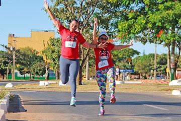 2ª Corrida e Caminhada dos Namorados - Brasília 2017