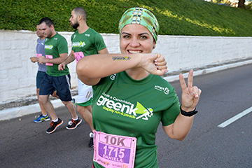 Greenk Cosplay Run & Parade 2017 - São Paulo