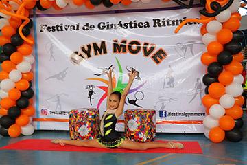 Festival de Ginástica Rítmica - GYM MOVE - Brasília 2017