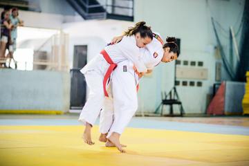 Jogos Escolares + Campeonato Estadual de Judô 2017 - Vila Velha