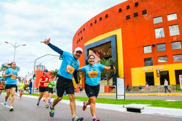 1ª Corrida e Caminhada CHO 2017 - Joinville
