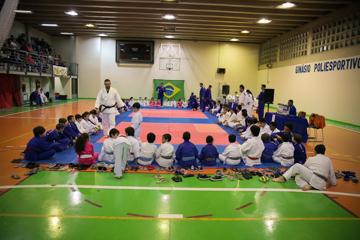 Pró Kids - Apresentação de Judô 2017 - Santo André