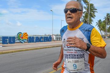 I Corrida e Caminhada Desafiando Seus Limites 2017 - Maceió