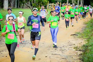 Meia Maratona do Verde e das Aguas na Reserva Natural Vale 2017 - Linhares