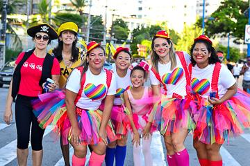 Corrida Pé na Carreira 2017 - Fortaleza