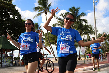 16ª Meia Maratona da Cidade de João Pessoa 2017