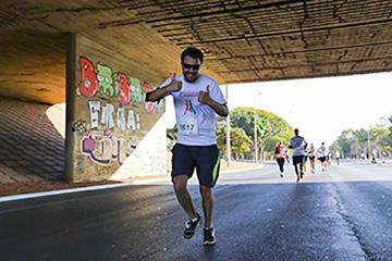 3ª Corrida O Gari Mais Veloz de Brasília 2017