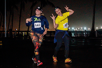 3ª Guarujá Night Run - Inverno 2017