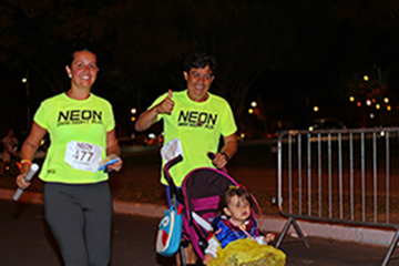 Neon Night Run 2017 - Etapa Brasília