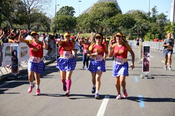 Corrida Mulher Maravilha 2017 - Rio de Janeiro