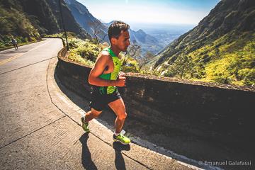 UpHill Marathon 2017- Lauro Muller
