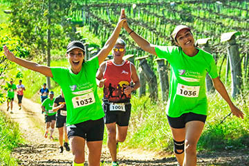 The Grape Tea Country Run 1ª Edição 2017 - Bento Gonçalves