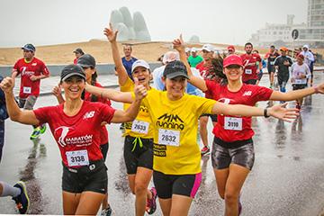 Maratón Internacional de Punta del Este 2017