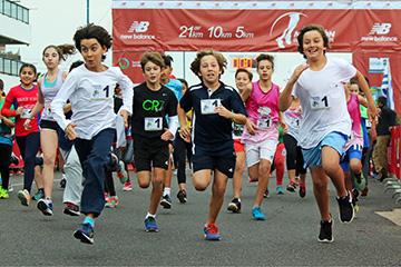 Mini Maraton Kid's 2017 - Punta del Este