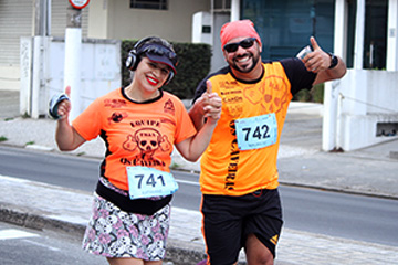 1ª Corrida Grand Plaza Run 2017 - Santo André