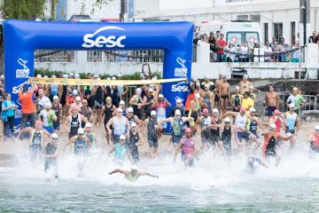Sesc Triathlon Circuito Nacional 2017 - Salvador