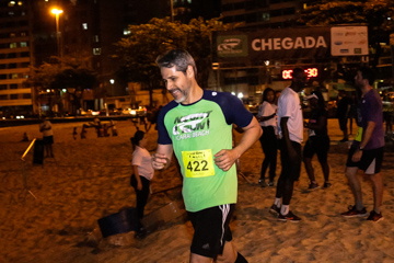 Night Run Beach Icarai  Niterói  2017