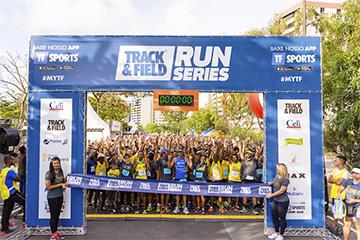 Track&Field Run Series 2017 - Aracaju