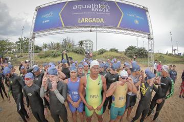 Campeonato Brasileiro de Aquathlon 2017 - Guarapari