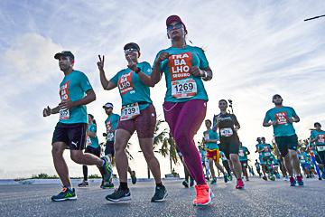 3ª Corrida e Caminhada TRT/AL 2017 - Maceió