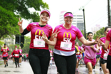McDonald's 5K 2017 - Curitiba