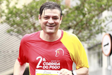 2ª Corrida do Fogo 2017 - Curitiba