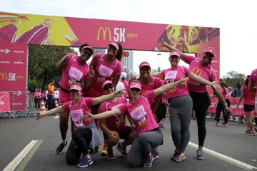 McDonald's 5 Km 2017 -  Rio de Janeiro
