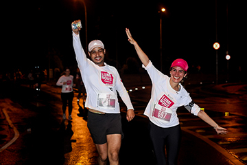 Luminous Night Run - A Festa 2017 - Mogi das Cruzes