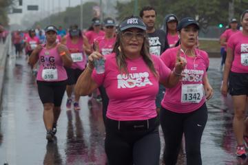 Corrida e Caminhada Outubro Rosa 2017 -  Recreio  - Rio de Janeiro