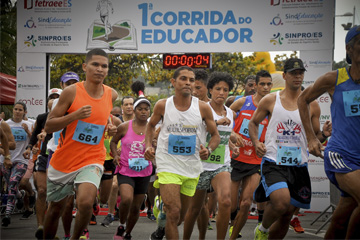 Corrida do Educador 2017 - Vitória