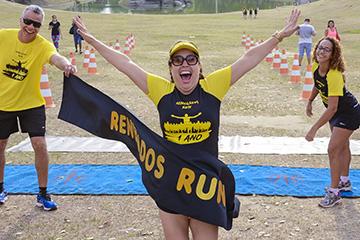 1ª Corrida Renegados Run 2017  - Rio de Janeiro