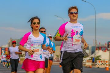 Aliança pela Vida - Corrida contra o Câncer 2017 - Brasília