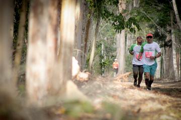 Maratona do Verde e das Águas na Reserva Natural Vale 2017 - Linhares