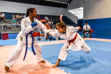 Campeonato de Artes Marciais - Taekwondo, Karatê e Judô 2017 - São Francisco do Sul