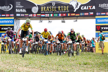 Brasil Ride 2017 - Arraial D'ÁJuda